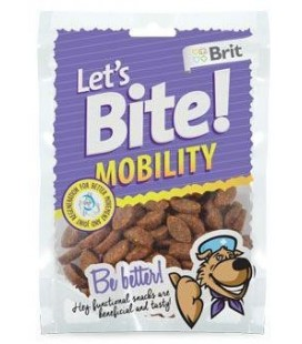 Brit pochoutka Let's Bite Mobility 150g NEW