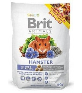 Brit Animals Hamster Complete 100g