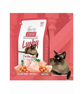 Brit Care Cat Lucky I´m Vital Adult 7kg