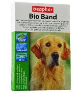 Beaphar Obojek antipar. pes Bio Band Plus 65cm 1ks