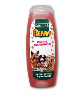 Šampon Benny 200ml puppy
