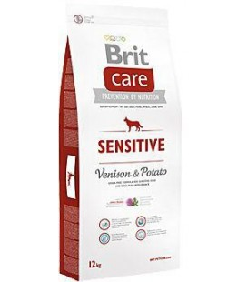 Brit Care Dog Sensitive Venison & Potato 12kg