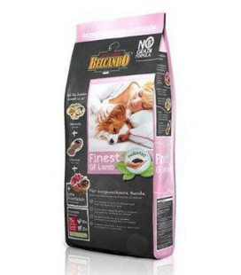 Belcando Adult Finest Grain Free Lamb 4kg